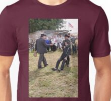 Sherifs against V/S The Daltons 08   (c)(h) by Olao-Olavia / Okaio Créations fz 1000 - 2014 Unisex T-Shirt