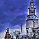 St Martin In The Fields by andonsea