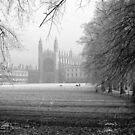 King's College Chapel, Cambridge by NevilleNewman