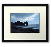 """ Desolate Beauty "" Framed Print"