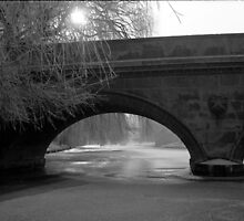 The Frozen River Cam 1962 by NevilleNewman