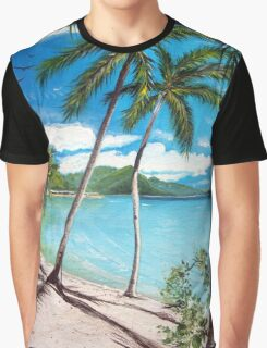 Beach, Australia Graphic T-Shirt