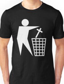 Atheist Unisex T-Shirt