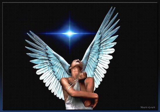 The Angel by Richard  Gerhard