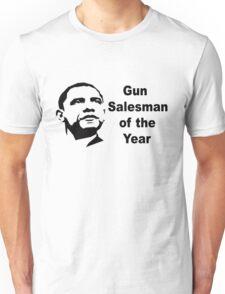 Gun Salesman of the Year Unisex T-Shirt
