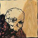 Skull 3 by Christian Scheuer