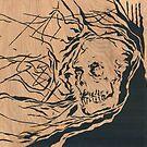 skull 5 by Christian Scheuer