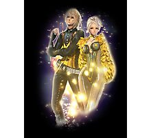 Blade and Soul - Christmas Style Photographic Print