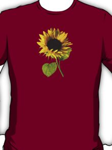 Sunflower Shadow and Light T-Shirt