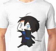 MY HOSTAGE! Sherlock half Unisex T-Shirt