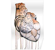 Steampunk Heart Poster
