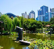 Chinese Garden of Friendship #1 by DAJPowell