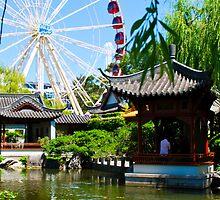 Chinese Garden of Friendship #2 by DAJPowell