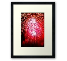 Sydney New Year #2 Framed Print