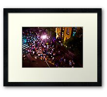 Sydney New Year #4 Framed Print