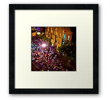 Sydney New Year #5 Framed Print