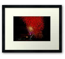 Sydney New Year #6 Framed Print