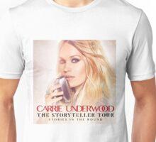 CARRIE UNDERWOOD TOUR 2016 STORYTELLER Unisex T-Shirt