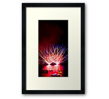 Sydney New Year #9 Framed Print