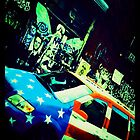 American Graffiti  by Drazo