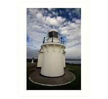 Crowdy Head NSW lighthouse. Art Print
