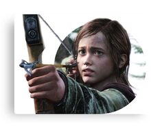 Ellie's Bow - The Last of Us Canvas Print
