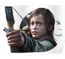 Ellie's Bow - The Last of Us Poster