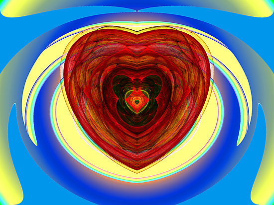 Foci#16: Ruby Heart (G1066) by barrowda