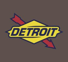 DETROIT High Octane T-Shirt by davidkyte