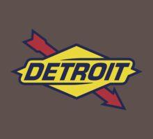 DETROIT High Octane T-Shirt by davidkyte