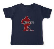 Hockey Baby Tee