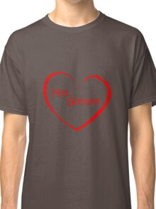 love Mrs. Gilinsky Red Classic T-Shirt