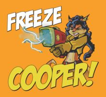 Freeze Cooper by HannyFranco