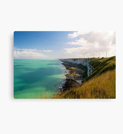 Cap Fagnet Canvas Print