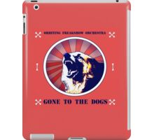 Gone to the Dogs iPad Case/Skin