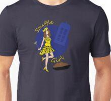 Dalek Souffle Girl Yellow Unisex T-Shirt