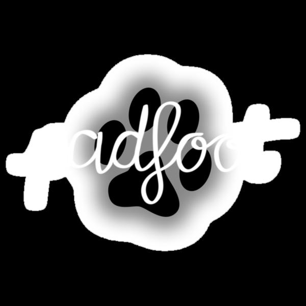 Padfoot - patronus by Adekin