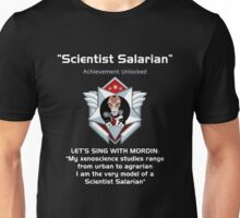 ME2 - Scientist Salarian T-Shirt