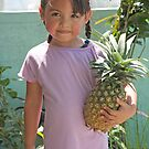 Little pineapple girl by ccrcats