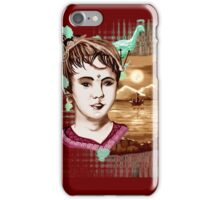 Rose Marry and moon light iPhone Case/Skin