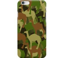 Camelflage iPhone Case/Skin