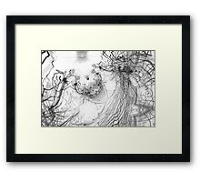 Light Play #180 Framed Print