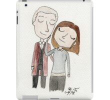 Doctor Who - Twelfth Doctor and Clara Oswald iPad Case/Skin