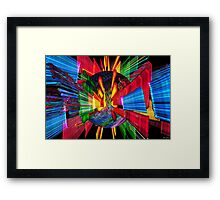 Light Play #181 Framed Print