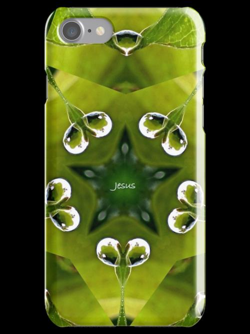 Jesus - iPhone - iPod Case by aprilann