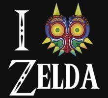I <3 Zelda by BlueFayt