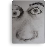 Freaky Canvas Print
