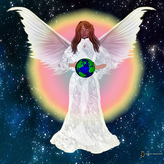 Angel of the Earth by Kristie Theobald