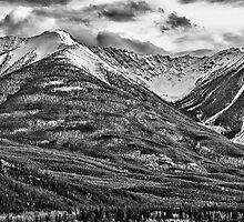 Banff, Alberta Rest Stop by dmvaldez