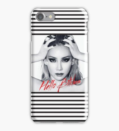 CL _ Hello Bitches iPhone Case/Skin